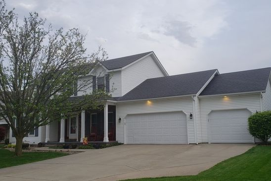 4 bed 4 bath Single Family at 2821 Greenfield Rd Bloomington, IL, 61704 is for sale at 283k - google static map