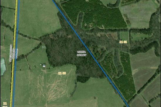 null bed null bath Vacant Land at  JAMES MADISON HWY GORDONSVILLE, VA, 22942 is for sale at 948k - google static map
