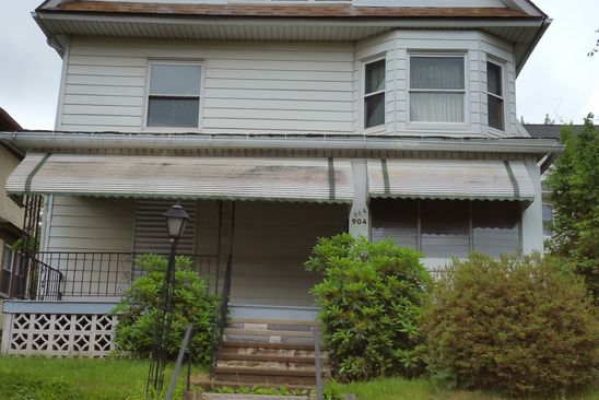 4 bed 2 bath Single Family at 904 QUINCY AVE SCRANTON, PA, 18510 is for sale at 70k - google static map