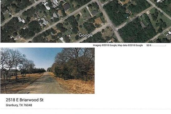 null bed null bath Vacant Land at 2815 E Briarwood St Granbury, TX, 76048 is for sale at 2k - google static map