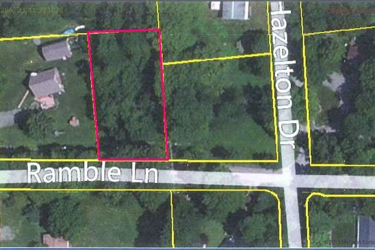 null bed null bath Vacant Land at  Ramble Ln Greentown, PA, 18426 is for sale at 4k - google static map