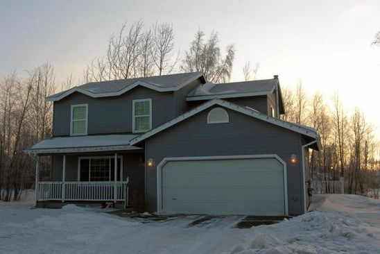 4 bed 2.5 bath Single Family at 10862 E Black Eyed Susan Ln Palmer, AK, 99645 is for sale at 265k - google static map