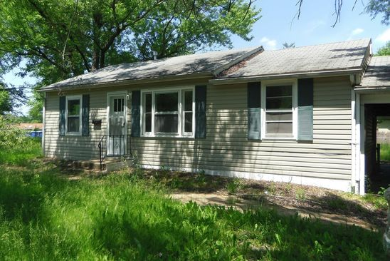 3 bed 1 bath Single Family at 1201 WILLIAMS ST CAHOKIA, IL, 62206 is for sale at 12k - google static map