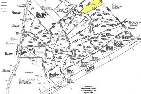 null bed null bath Vacant Land at 14 Twin Oak Rd Wiscasset, ME, 04578 is for sale at 10k - google static map