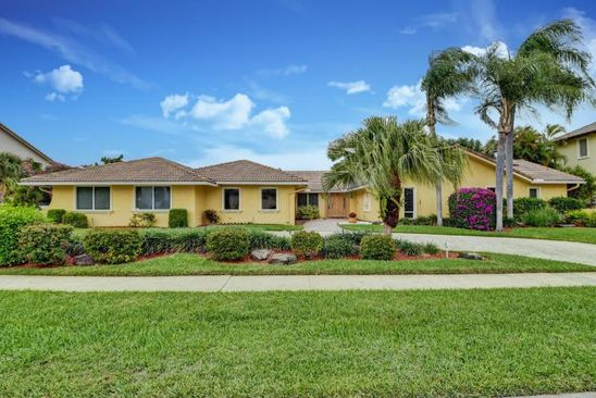 0 bed null bath Single Family at 749 NE BOCA BAY COLONY DR BOCA RATON, FL, 33487 is for sale at 1.40m - google static map