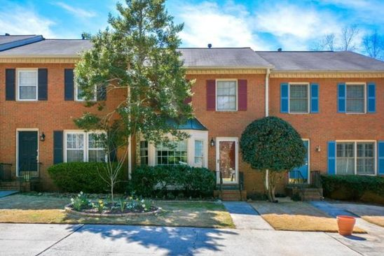 3 bed 4 bath Townhouse at 2025 Raleigh Tavern Dr Roswell, GA, 30076 is for sale at 190k - google static map