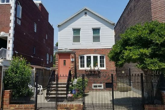 2 bed 1 bath Single Family at 37 REEVE PL BROOKLYN, NY, 11218 is for sale at 1.45m - google static map