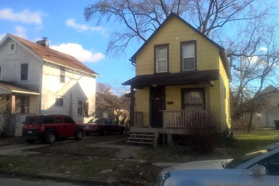 2 bed 1 bath Single Family at 1471 MYRTLE AVE COLUMBUS, OH, 43211 is for sale at 34k - google static map