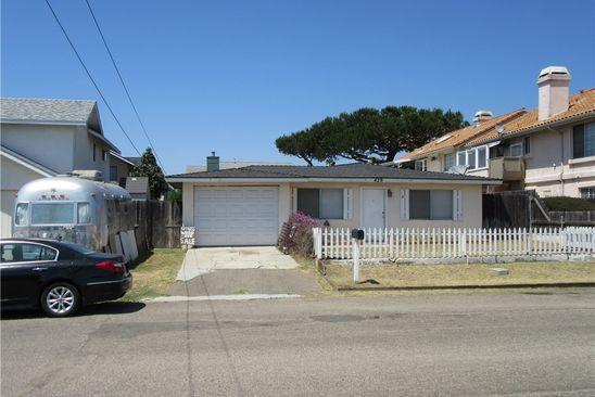 3 bed 1 bath Single Family at 429 TROUVILLE AVE GROVER BEACH, CA, 93433 is for sale at 435k - google static map