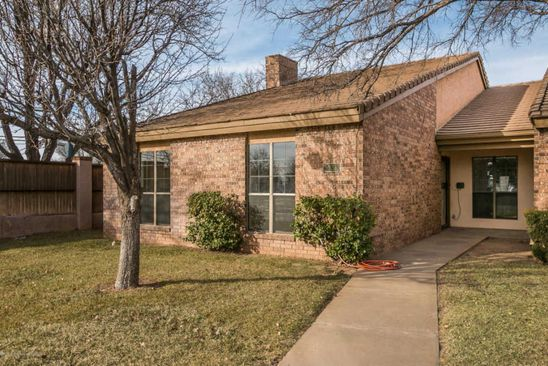 3 bed 2 bath Townhouse at 5928 AMBERWOOD LN AMARILLO, TX, 79106 is for sale at 165k - google static map