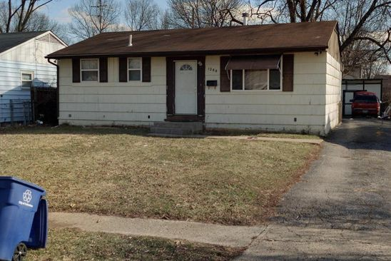 3 bed 1 bath Single Family at 1288 DELLWOOD AVE COLUMBUS, OH, 43227 is for sale at 55k - google static map