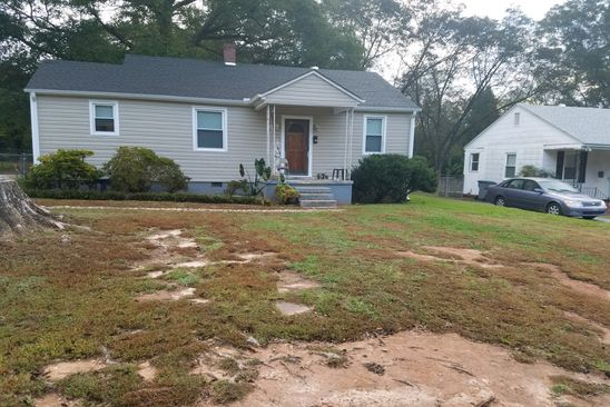 2 bed 1 bath Single Family at 101 NEELY AVE SPARTANBURG, SC, 29302 is for sale at 70k - google static map