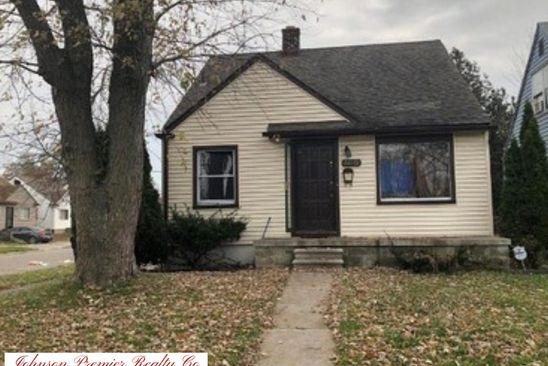 3 bed 1 bath Single Family at 20101 TIREMAN ST DETROIT, MI, 48228 is for sale at 45k - google static map