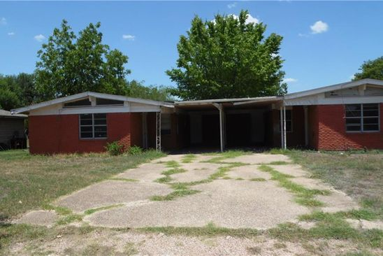 2 bed 1 bath Single Family at 1012 DONALD ST WACO, TX, 76705 is for sale at 55k - google static map