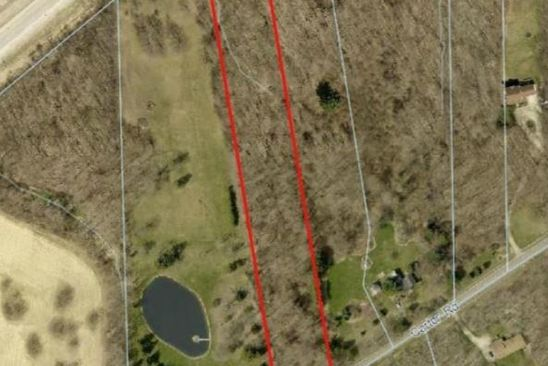 null bed null bath Vacant Land at  Carter Leroy, OH, 44077 is for sale at 40k - google static map