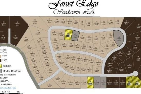 null bed null bath Vacant Land at 2216 Forest Trl Woodworth, LA, 71485 is for sale at 50k - google static map