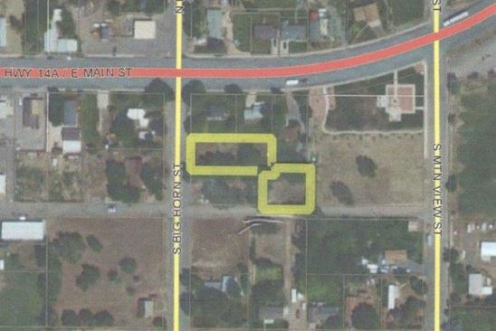 null bed null bath Vacant Land at 17 S Big Horn St Byron, WY, 82412 is for sale at 30k - google static map