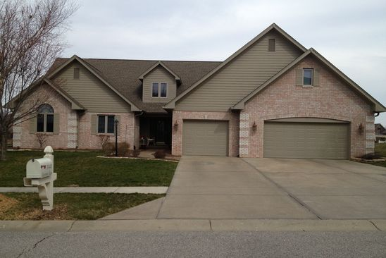 4 bed 4 bath Single Family at 7443 LISCANNOR LN INDIANAPOLIS, IN, 46217 is for sale at 384k - google static map