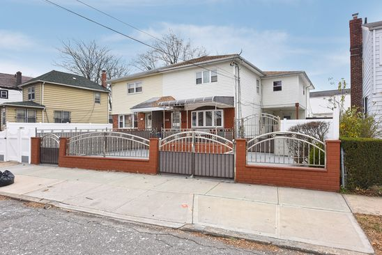 5 bed 3 bath Multi Family at 14106 116TH AVE JAMAICA, NY, 11436 is for sale at 749k - google static map