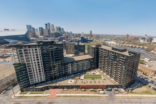 2 bed 2 bath Condo at 1240 S 2nd St Minneapolis, MN, 55415 is for sale at 536k - google static map