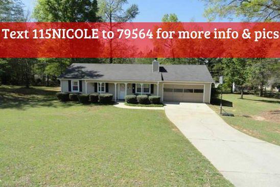 3 bed 2 bath Single Family at 115 NICOLE WAY SENOIA, GA, 30276 is for sale at 165k - google static map