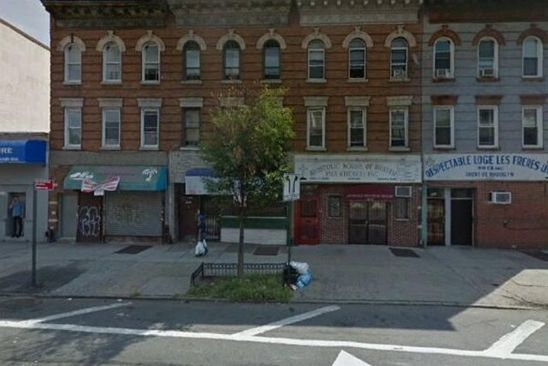 4 bed 2 bath Multi Family at 2029 NOSTRAND AVE BROOKLYN, NY, 11210 is for sale at 1.70m - google static map