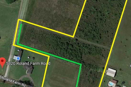 null bed null bath Vacant Land at  Tbd Roland Farm Erath, LA, 70533 is for sale at 60k - google static map