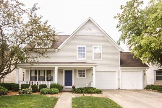 3 bed 3 bath Single Family at 5141 BIRD BRANCH DR INDIANAPOLIS, IN, 46268 is for sale at 165k - google static map