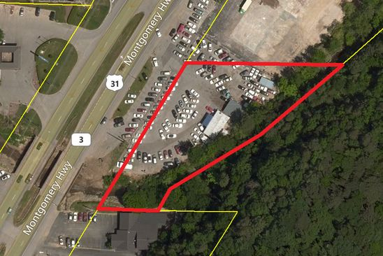 null bed null bath Vacant Land at 1457 Montgomery Hwy Vestavia Hills, AL, 35216 is for sale at 250k - google static map
