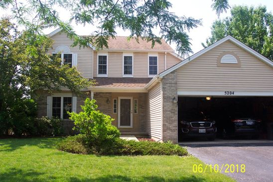 3 bed 3 bath Single Family at 5204 Burgess Dr Plainfield, IL, 60586 is for sale at 190k - google static map
