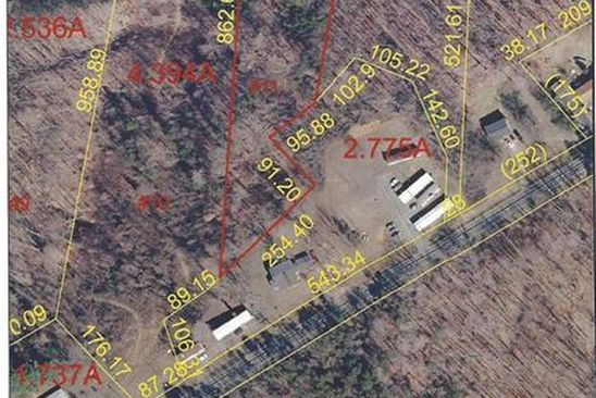 null bed null bath Vacant Land at 0 Pine Hall Rd Walnut Cove, NC, 27052 is for sale at 18k - google static map