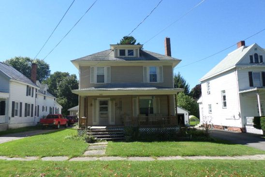 3 bed 1.5 bath Single Family at 105 WEBSTER ST MALONE, NY, 12953 is for sale at 90k - google static map