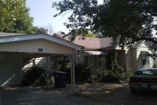 3 bed 1 bath Single Family at 1005 VICKSBURG ST FORT SMITH, AR, 72901 is for sale at 68k - google static map