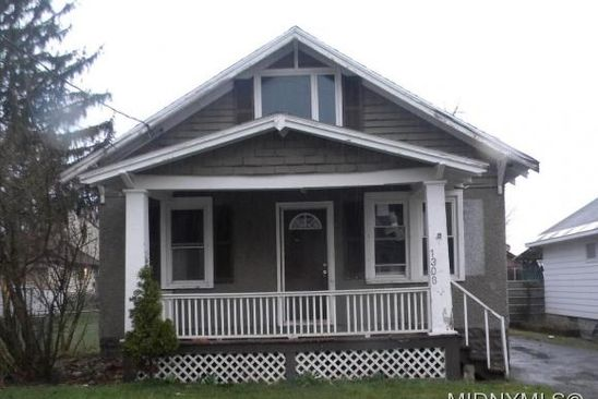 3 bed 1 bath Single Family at 1308 ASH ST UTICA, NY, 13502 is for sale at 30k - google static map