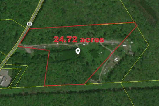 null bed null bath Vacant Land at  Pa-390 Tafton, PA, 18464 is for sale at 395k - google static map