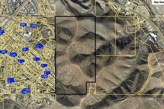 null bed null bath Vacant Land at  McKinney Globe, AZ, 85501 is for sale at 300k - google static map