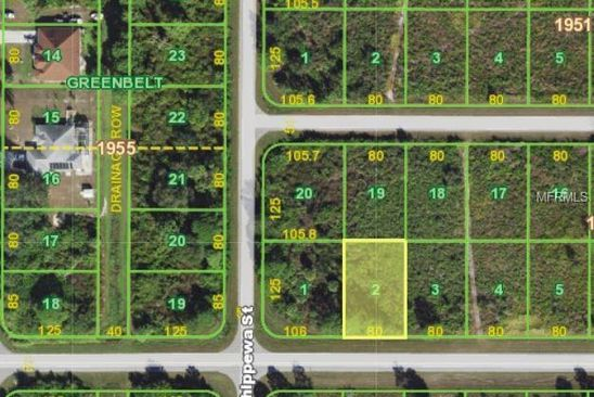 null bed null bath Vacant Land at 12052 Gisinger Blvd Port Charlotte, FL, 33981 is for sale at 8k - google static map