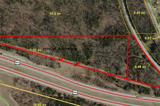 null bed null bath Vacant Land at  Tbd Robinson Rd Jefferson City, MO, 65101 is for sale at 100k - google static map