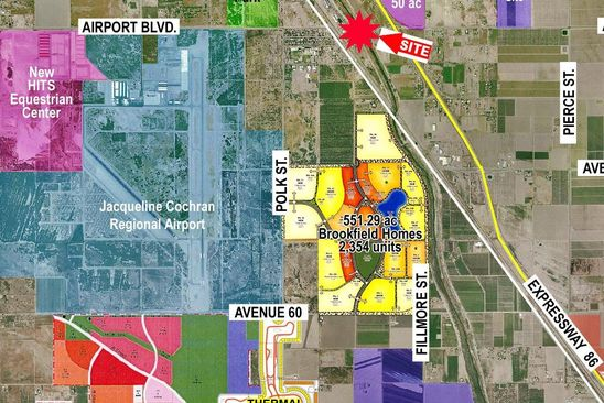 null bed null bath Vacant Land at 0 Orange Thermal, CA, 92274 is for sale at 600k - google static map