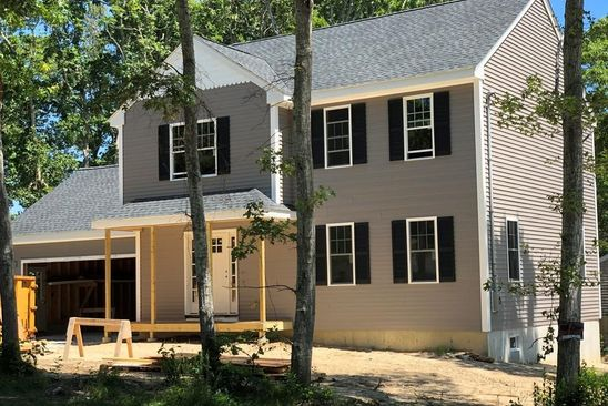 3 bed 3 bath Single Family at 14 FOX RUN RD SAGAMORE BEACH, MA, 02562 is for sale at 445k - google static map