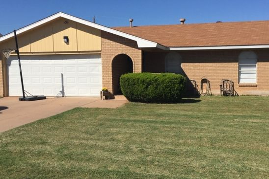 3 bed 2 bath Single Family at 5218 WALDEMAR ST ABILENE, TX, 79605 is for sale at 110k - google static map