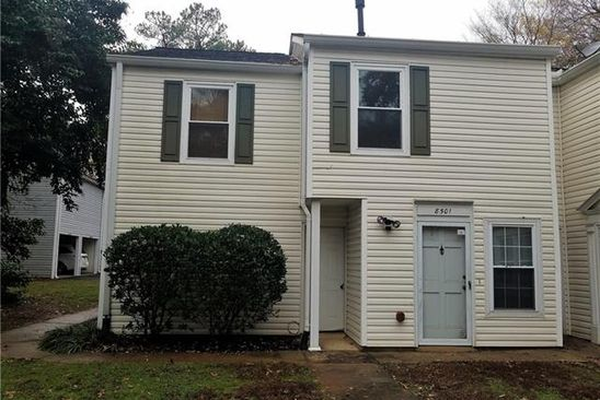 2 bed 2 bath Townhouse at 8501 Pine Thicket Ct Charlotte, NC, 28226 is for sale at 130k - google static map