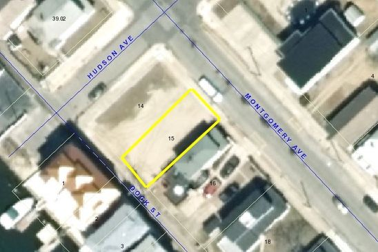 null bed null bath Vacant Land at 326 W Montgomery Ave Wildwood, NJ, 08260 is for sale at 110k - google static map