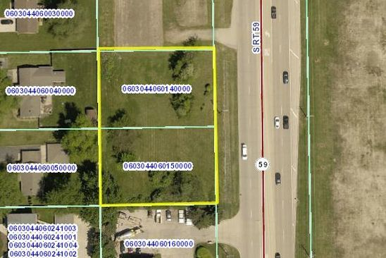 0 bed null bath Vacant Land at 13918 S Route 59 Plainfield, IL, 60544 is for sale at 148k - google static map
