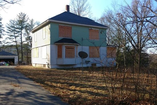 4 bed 2 bath Single Family at 61 Randell Rd Palmer, MA, 01069 is for sale at 80k - google static map