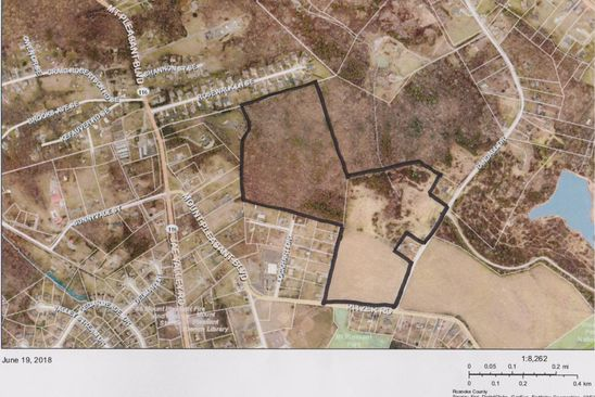 null bed null bath Vacant Land at 0 Randall Dr Roanoke, VA, 24014 is for sale at 499k - google static map