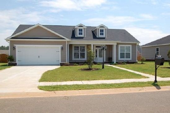 3 bed 2 bath Single Family at 113 Saint Augustine Dr Bonaire, GA, 31005 is for sale at 155k - google static map
