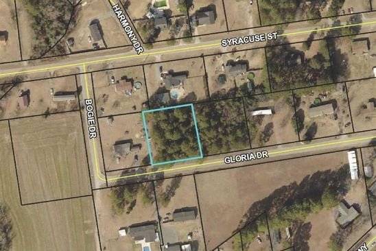 null bed null bath Vacant Land at  Gloria Dr Darlington, SC, 29532 is for sale at 12k - google static map