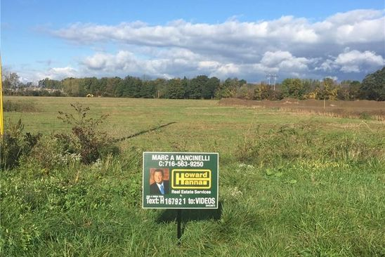 0 bed null bath Vacant Land at 0 Campbell Blvd W Cambria, NY, 14094 is for sale at 40k - google static map