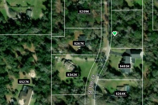 null bed null bath Vacant Land at  SE 12th Ct Ocala, FL, 34480 is for sale at 65k - google static map